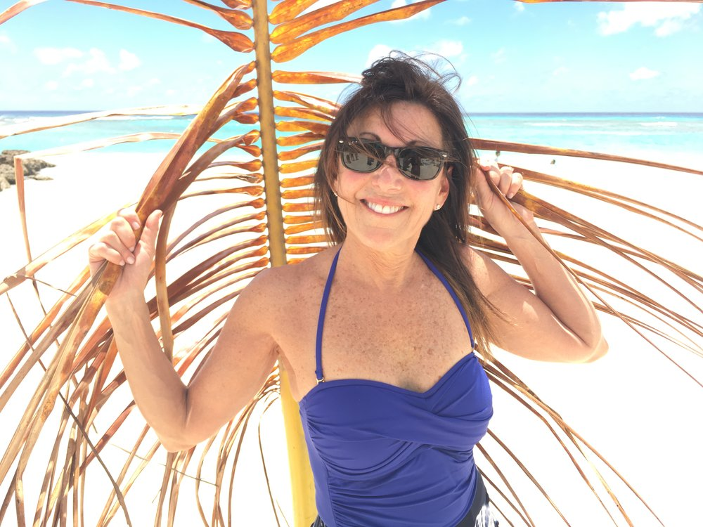 Marie D - Staten Island, NY | Barbados 2015 + 2016    THANK YOU for another WONDERFUL Fitness and Foolishness trip!  You did a FANTASIC job in organizing the trip.  Everything was PERFECT– fitness classes, excursion, dinner AND of course AMAZING group of woman and men ;-)    I haven't stopped talking about it…..    It was really a fabulous experience and can't wait to come again.