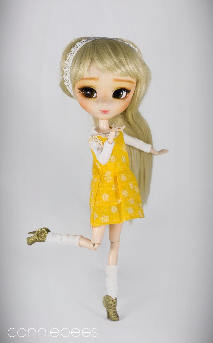 Lemon Drop by Yummy Sweets Dolls