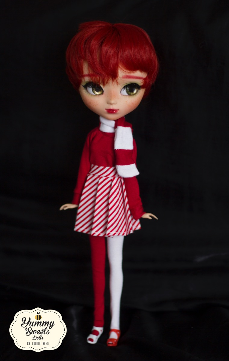 Peppermint Candy Cane by Yummy Sweets Dolls