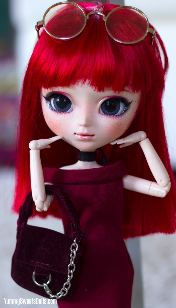 Red Velvet Cake by Yummy Sweets Dolls