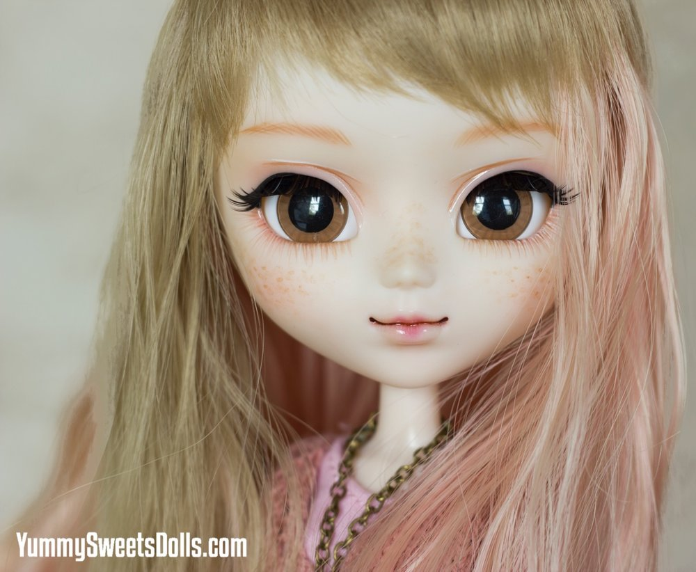 Hello Panda Strawberry by Yummy Sweets Dolls