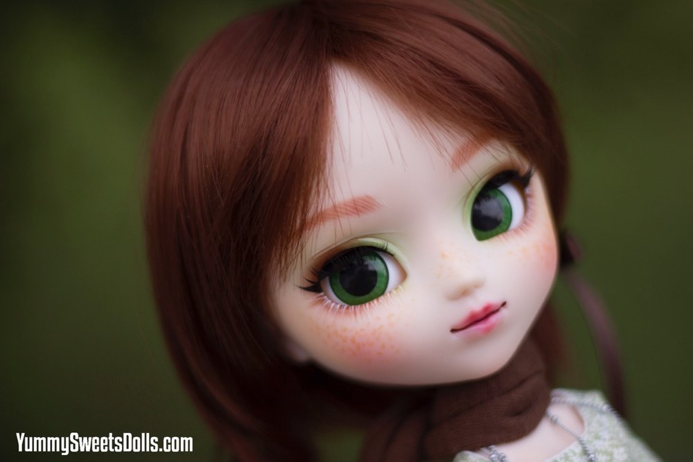 Green Tea Truffle by Yummy Sweets Dolls