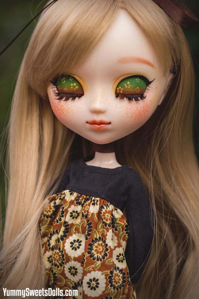 Green Tea Truffle by Yummy Sweets Dolls