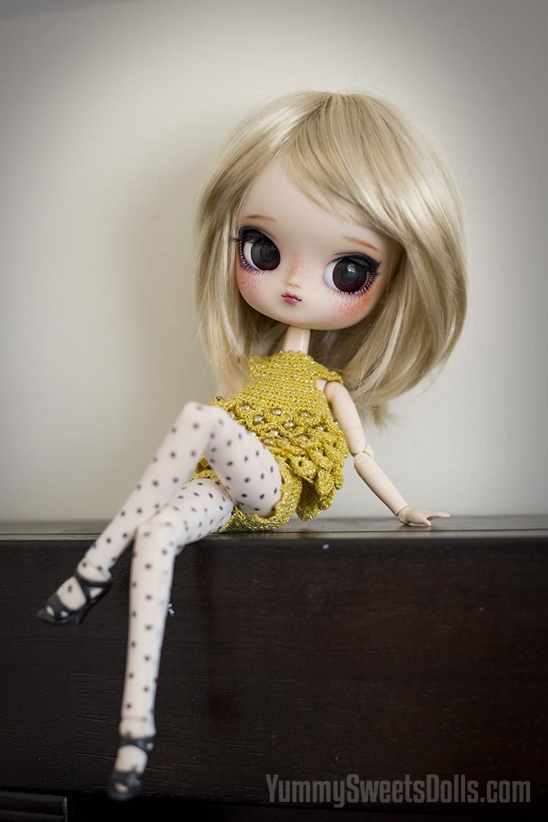 Lemon Poppyseed by Yummy Sweets Dolls