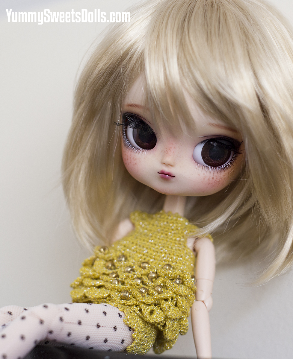 Lemon Poppyseed by Yummy Sweets Dolls