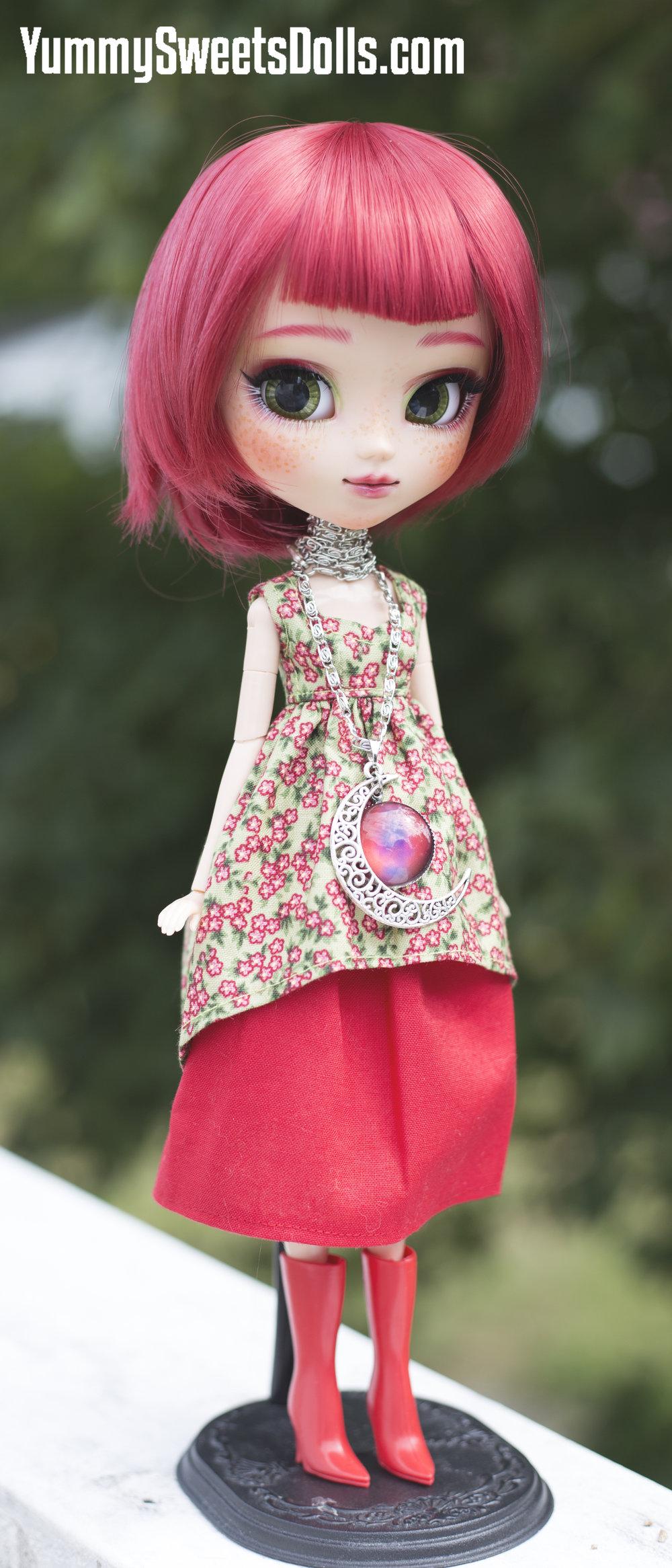 Wild Strawberry by Yummy Sweets Dolls