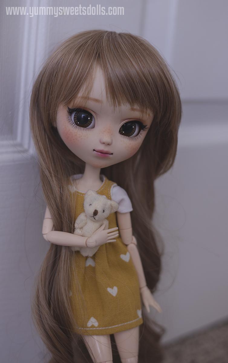 Teddy Graham by Yummy Sweets Dolls