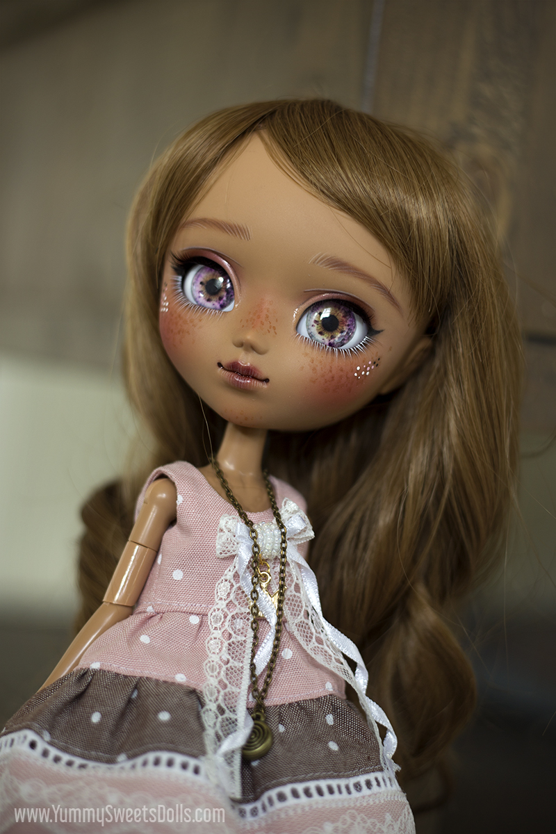 Neapolitan Ice Cream by Yummy Sweets Dolls, Connie Bees