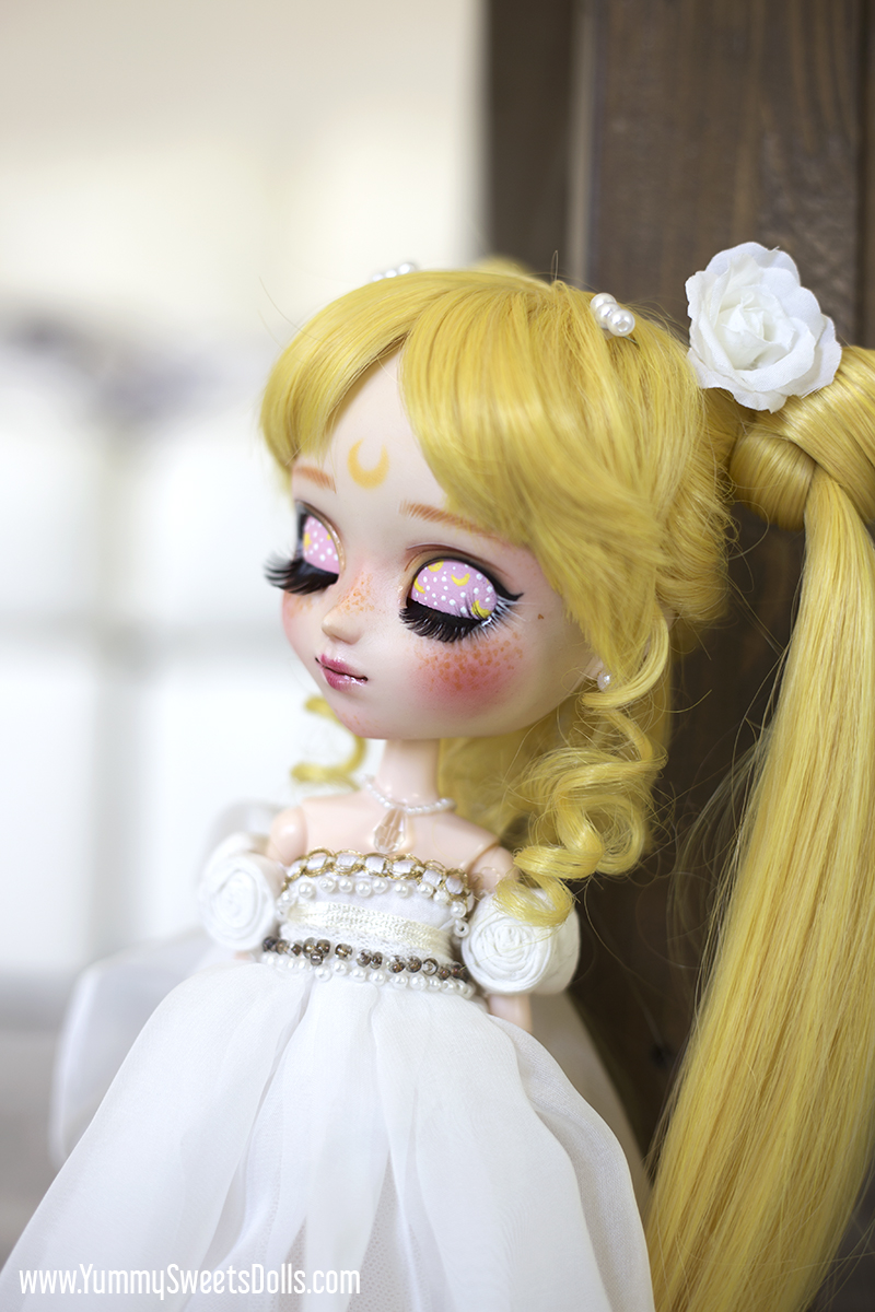 OOAK Princess Serenity by Yummy Sweets Dolls Connie Bees
