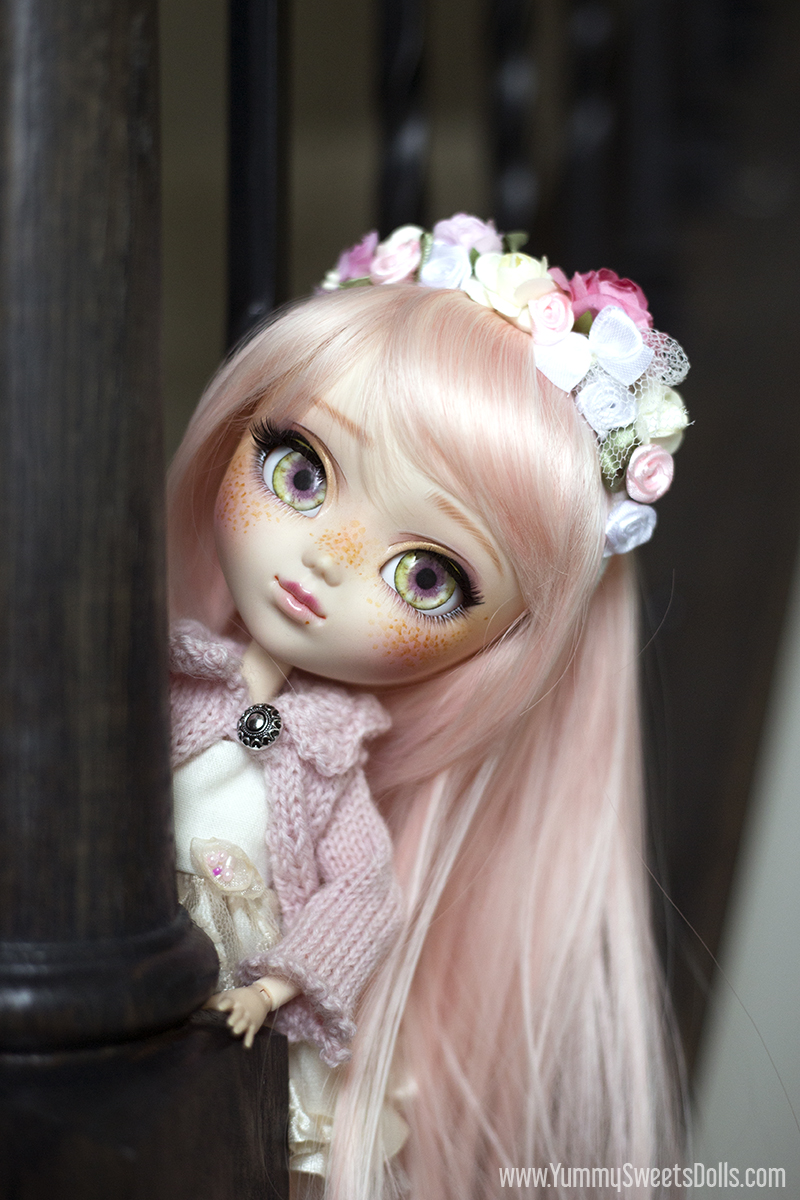 Candied Rose by Yummy Sweets Dolls, Connie Bees