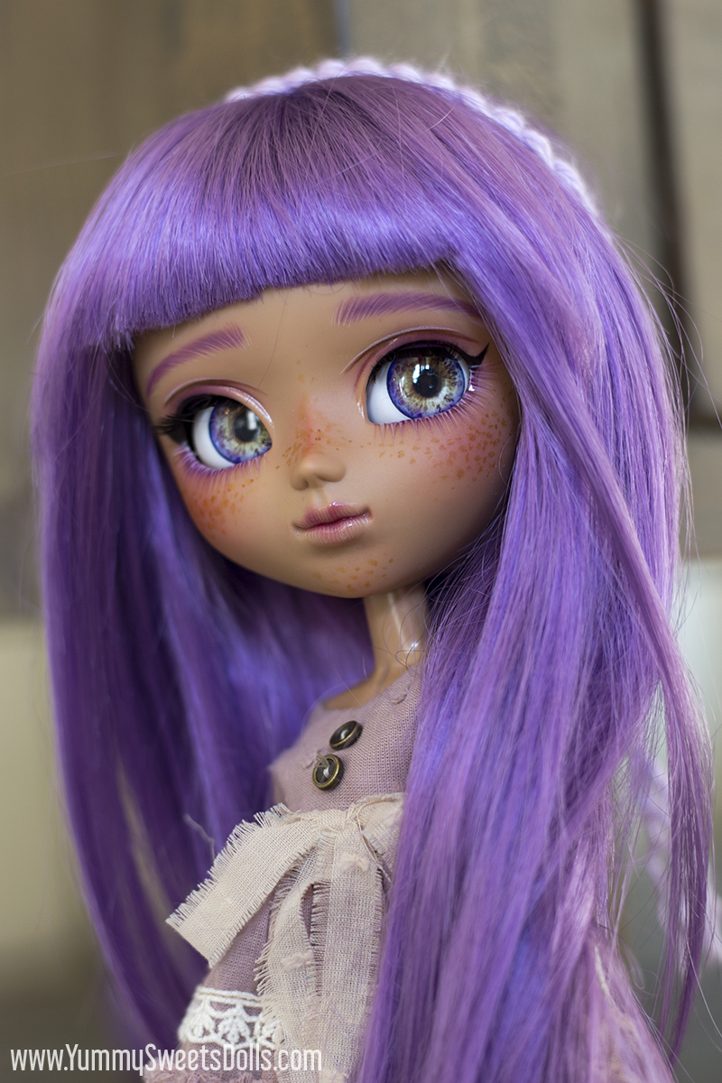 Grape by Yummy Sweets Dolls, Connie Bees, Full Custom Pullip