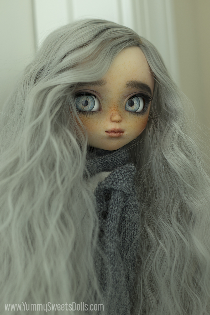 Stormy Nature Girls Custom Pullip by Yummy Sweets Dolls