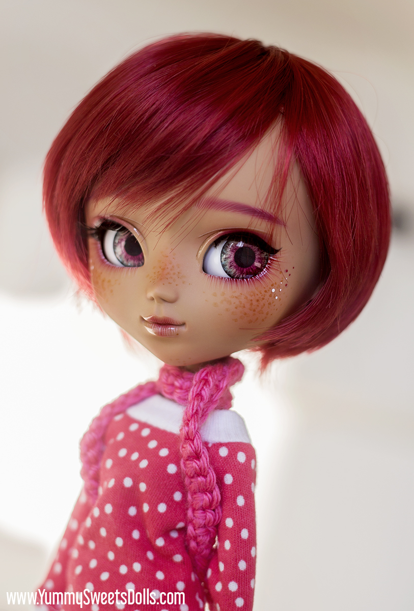 Full custom Pullip Cranberry by Yummy Sweets Dolls, Connie Bees