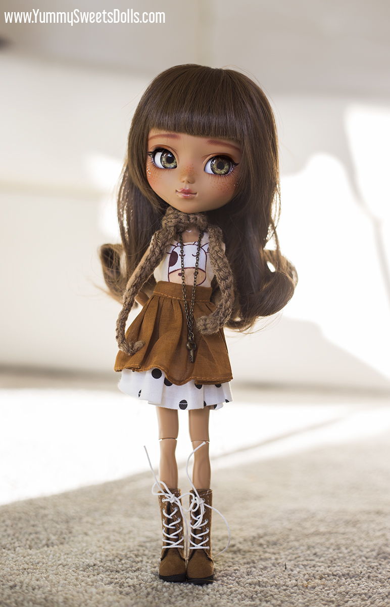 Full custom Pullip Chocolate Milk by Yummy Sweets Dolls, Connie Bees