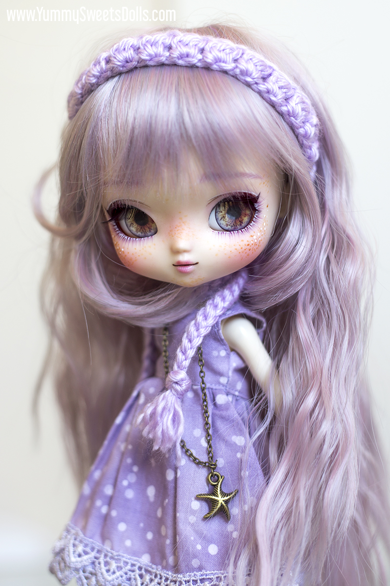 Taro Bubble Tea custom Yeolume by Yummy Sweets Dolls, Connie Bees