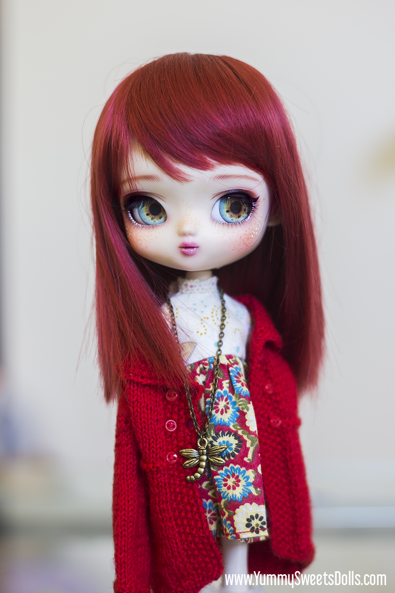 Apple custom Yeolume by Yummy Sweets Dolls, Connie Bees