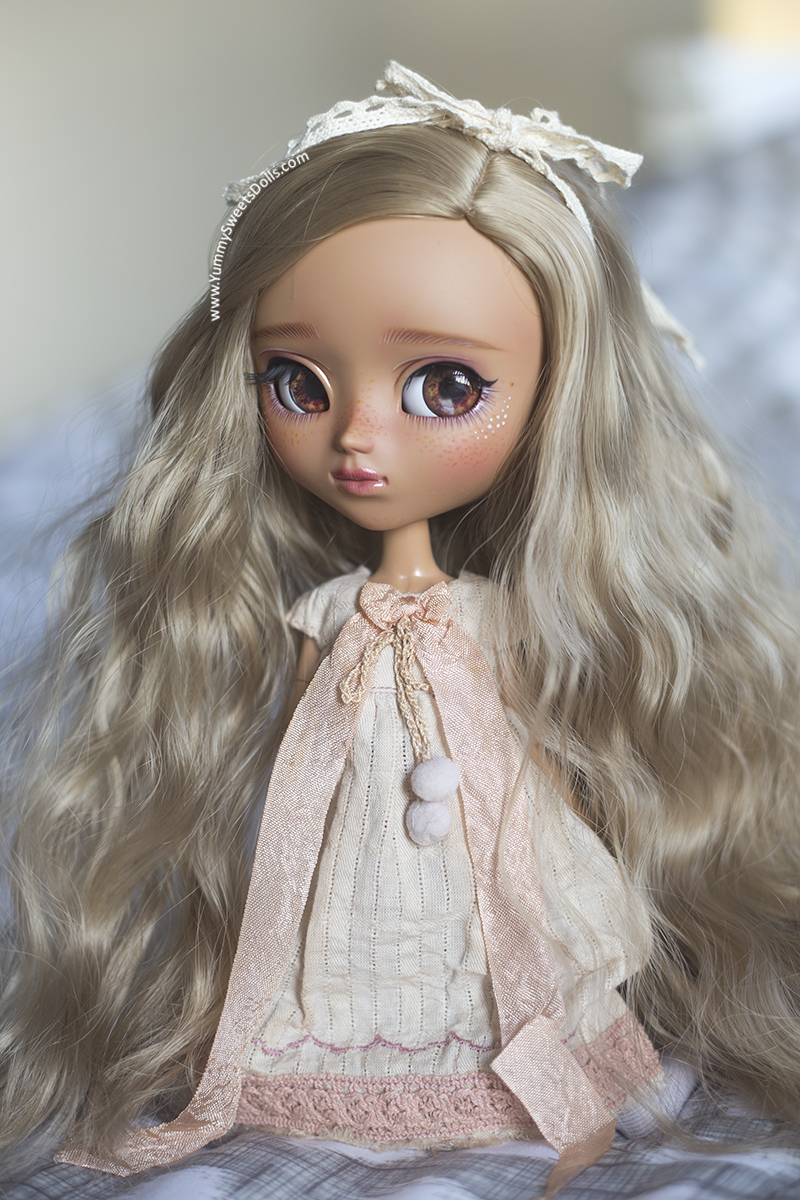 Strawberry Whoopie Puff full custom Pullip by Yummy Sweets Dolls, Connie Bees