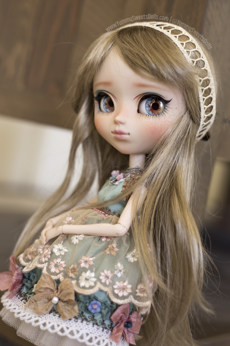 Amelia full custom Pullip by Yummy Sweets Dolls, Connie Bees