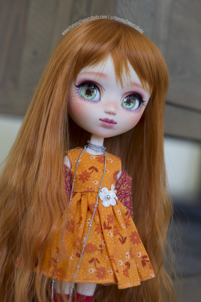 Blood Orange full custom Pullip by Yummy Sweets Dolls, Connie Bees