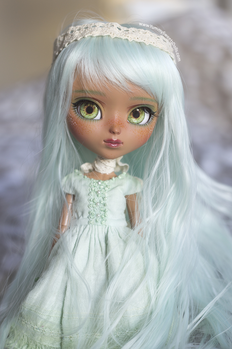 Key Lime Pie full custom Pullip by Yummy Sweets Dolls, Connie Bees