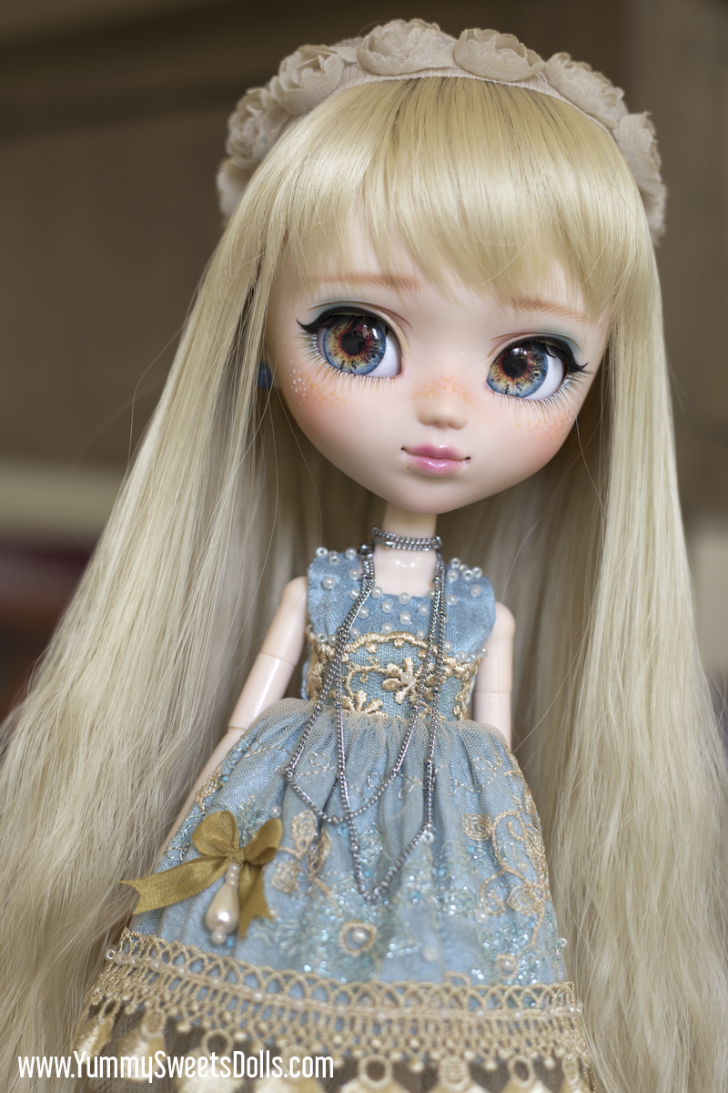 Full custom Pullip Beach by Yummy Sweets Dolls, Connie Bees
