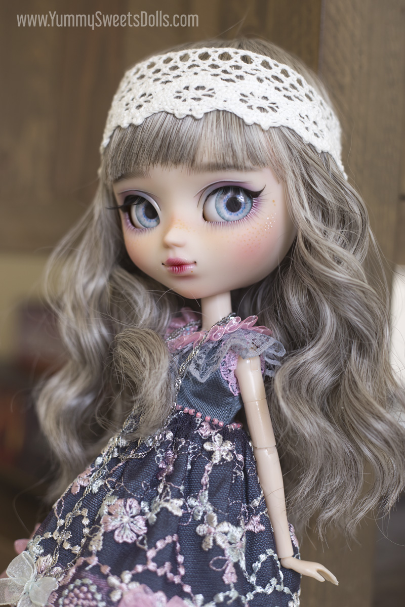 Maeve full custom Pullip doll by Yummy Sweets Dolls, Connie Bees