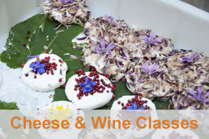 CHEESE & WINE CLASSES - There are over 250 cheeses & over 27,000 wineries in France and just a short holiday would not be enough to explore them all. Let our Sommelier guide you a fine selection of local cheeses paired with local wines and learn valuable technics to make you French cheese & wine savvy READY TO TASTE