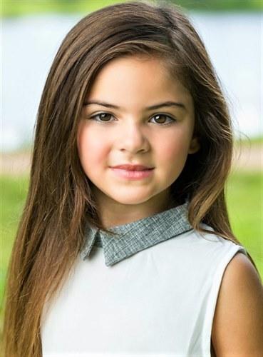 "Sophia Duval - Beaz Talent : 4'0"" / 55lbs"
