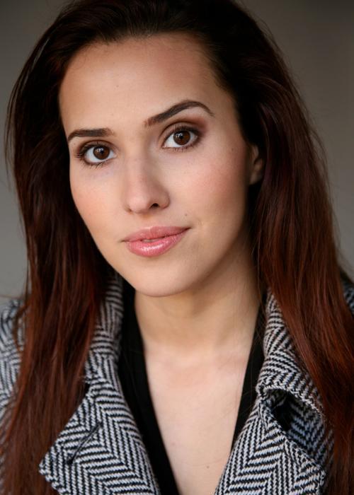 "Sapha Arias - Pastorini-Bosby : 5'6"" / 127lbs"