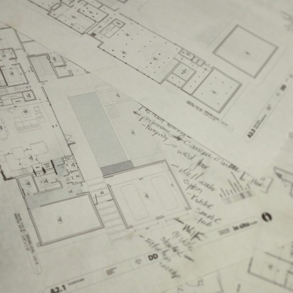 construction documents - marilyn ashley design associates