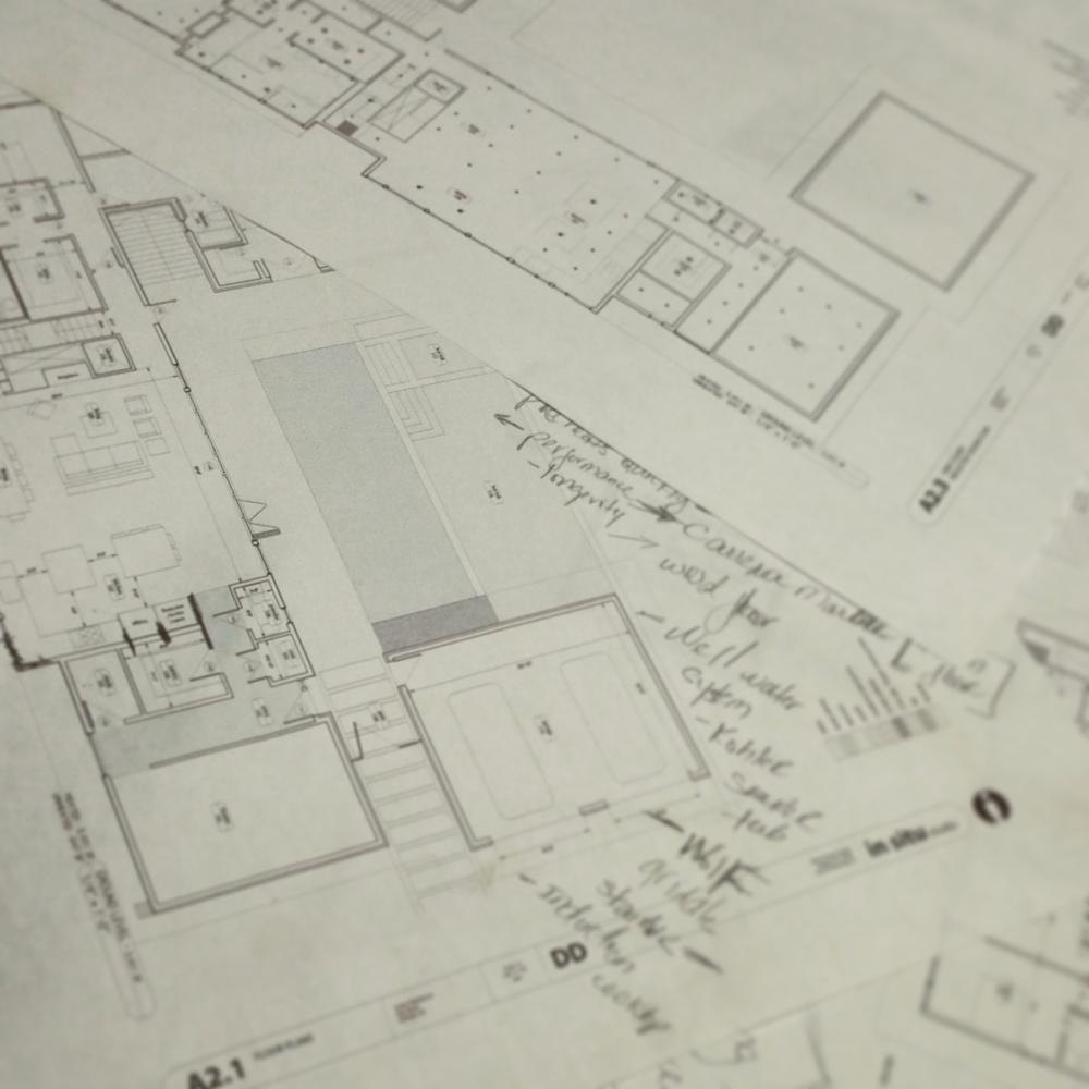construction documents - marilyn ashley design associates