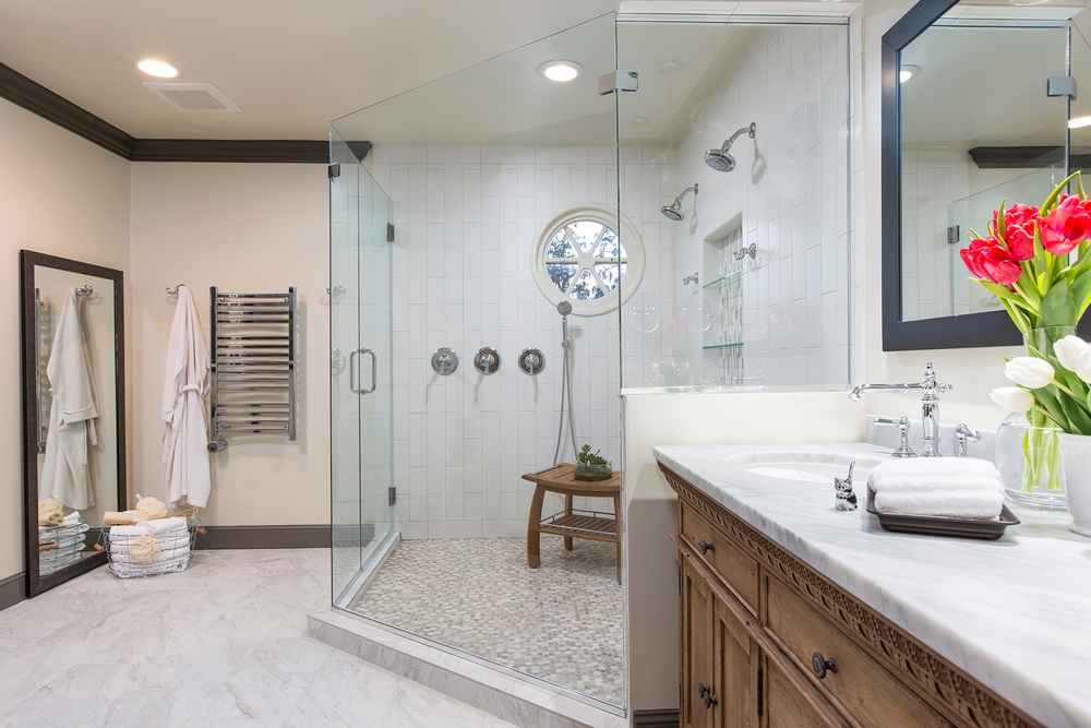 Bathroom Renovation, Delaney Avenue