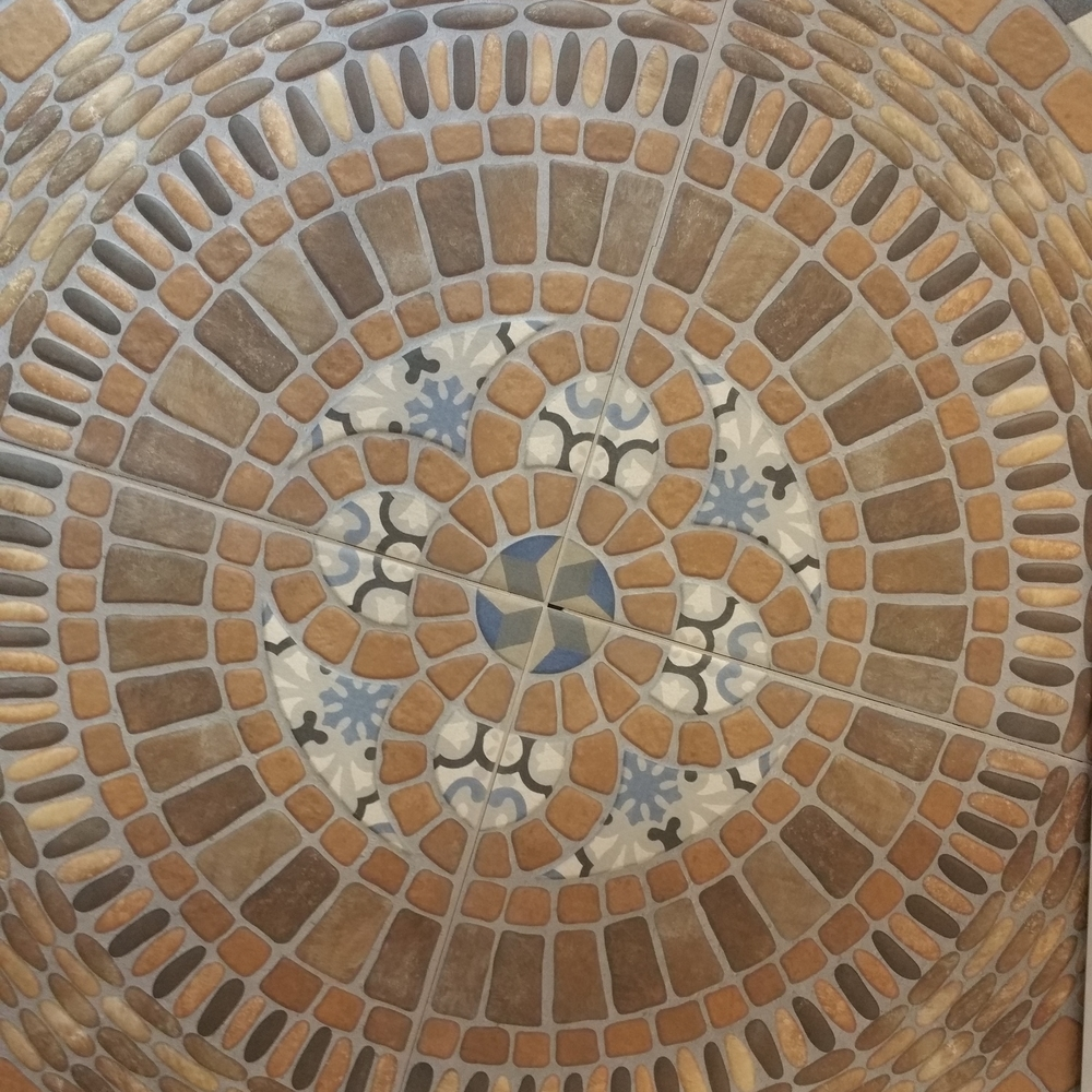 Tile spotted at Coverings 2015 by Marilyn G russell