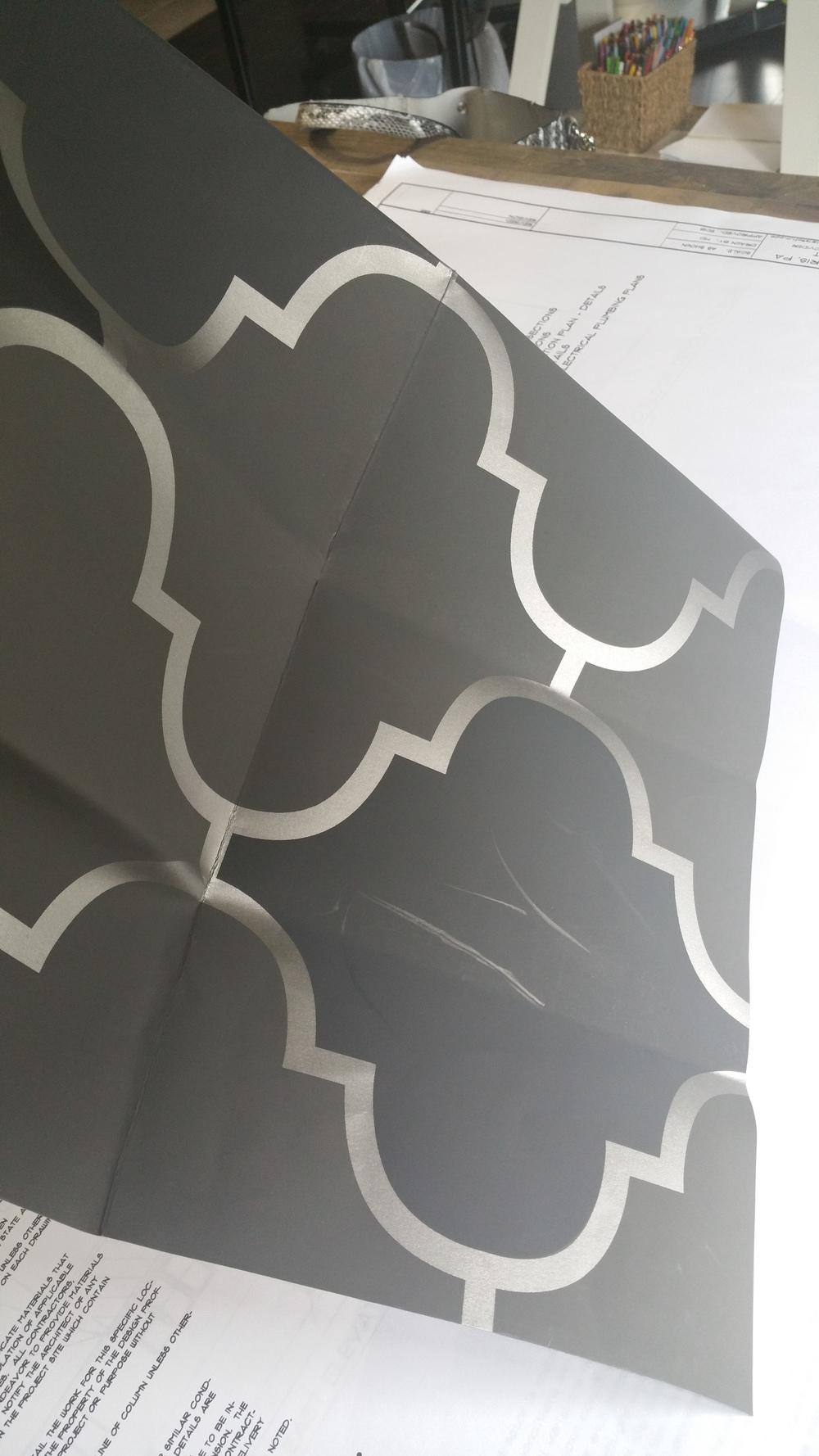 marilyn ashley design - wallpaper - interior design