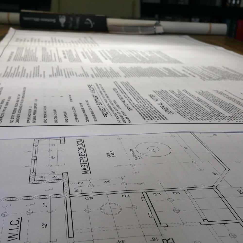 Marilyn Ashley Design - Construction Documents