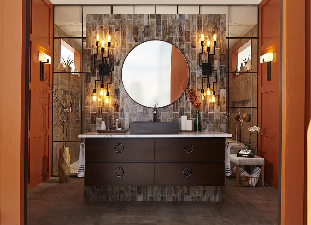 """The Balanced Bathroom"" by Marilyn G Russell"