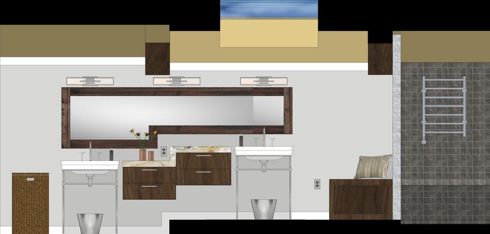 """A Modern Cottage"" by Minel Gonzalez"