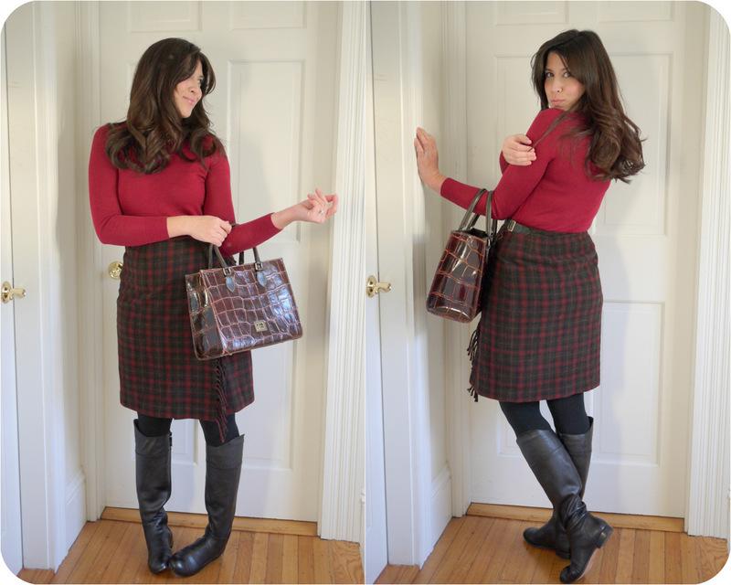 3-Blanket Skirt