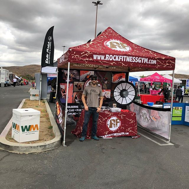 30 min countdown to FREEDOM FEST USA 2018 , free supercross freestyle veterans fund raiser event, Lake Elsinore outlet center noon-4pm! #freedomfestusa @rockfitness