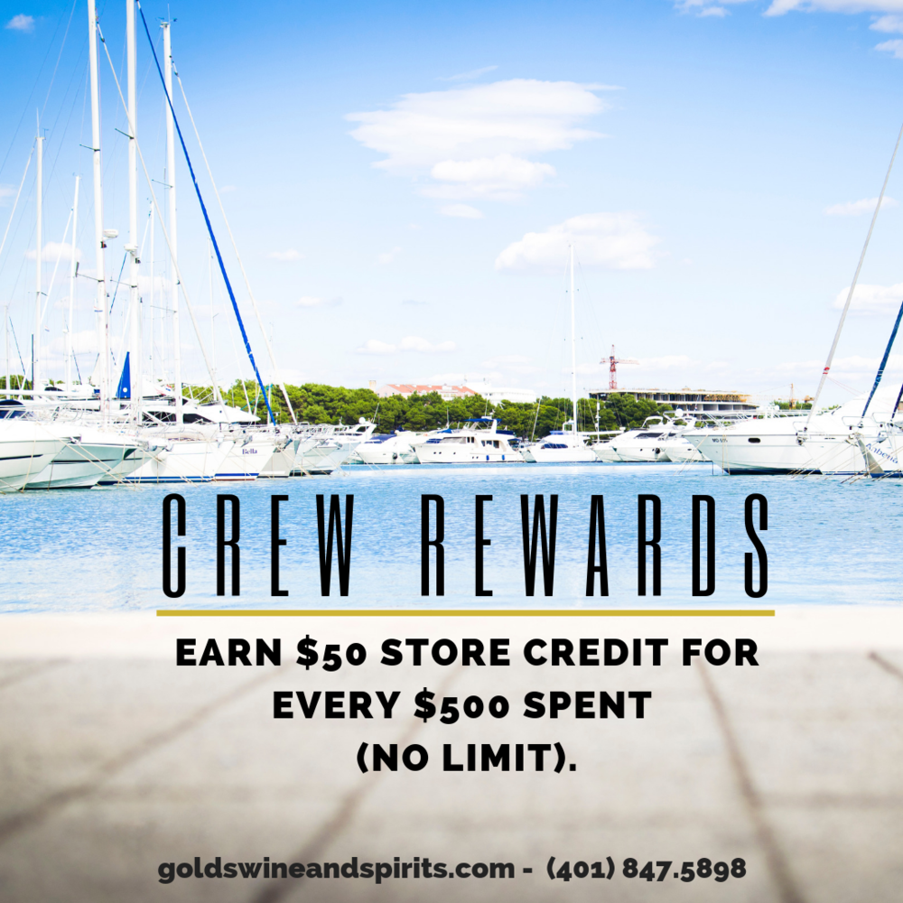 golds_wine_spirits_yacht_crew_rewards