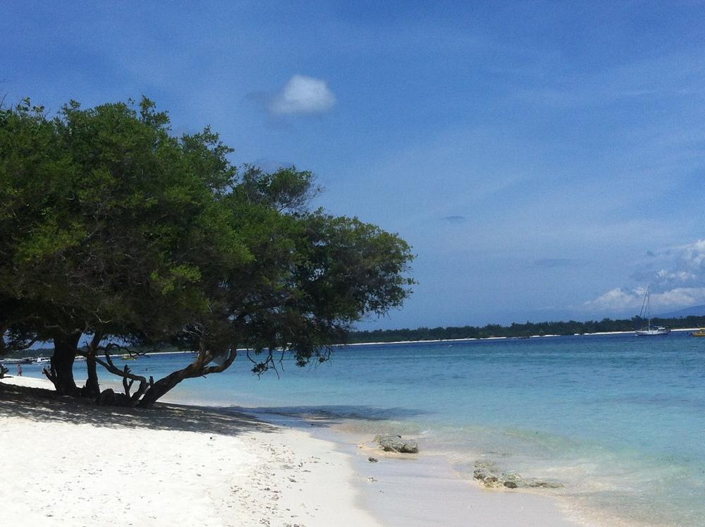 gili-beach