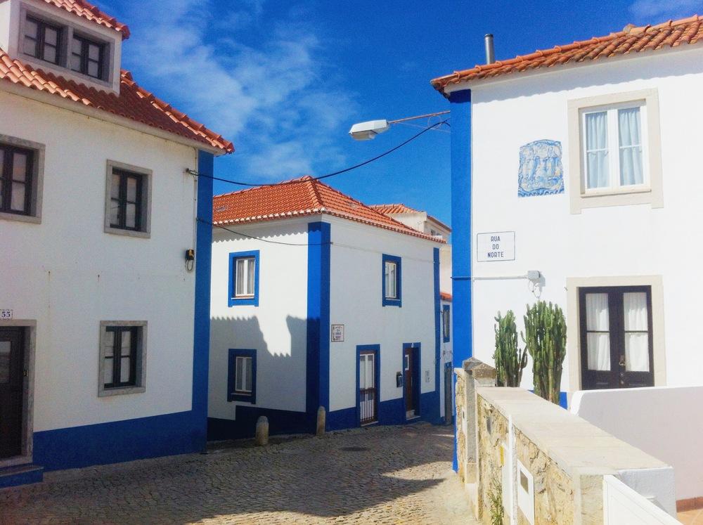 Ericeira village