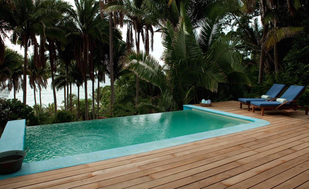 zwembad droomhuis