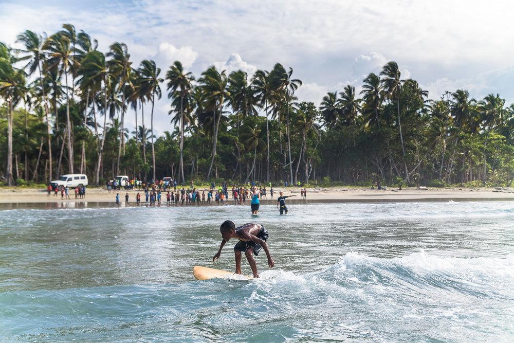 Papua surf