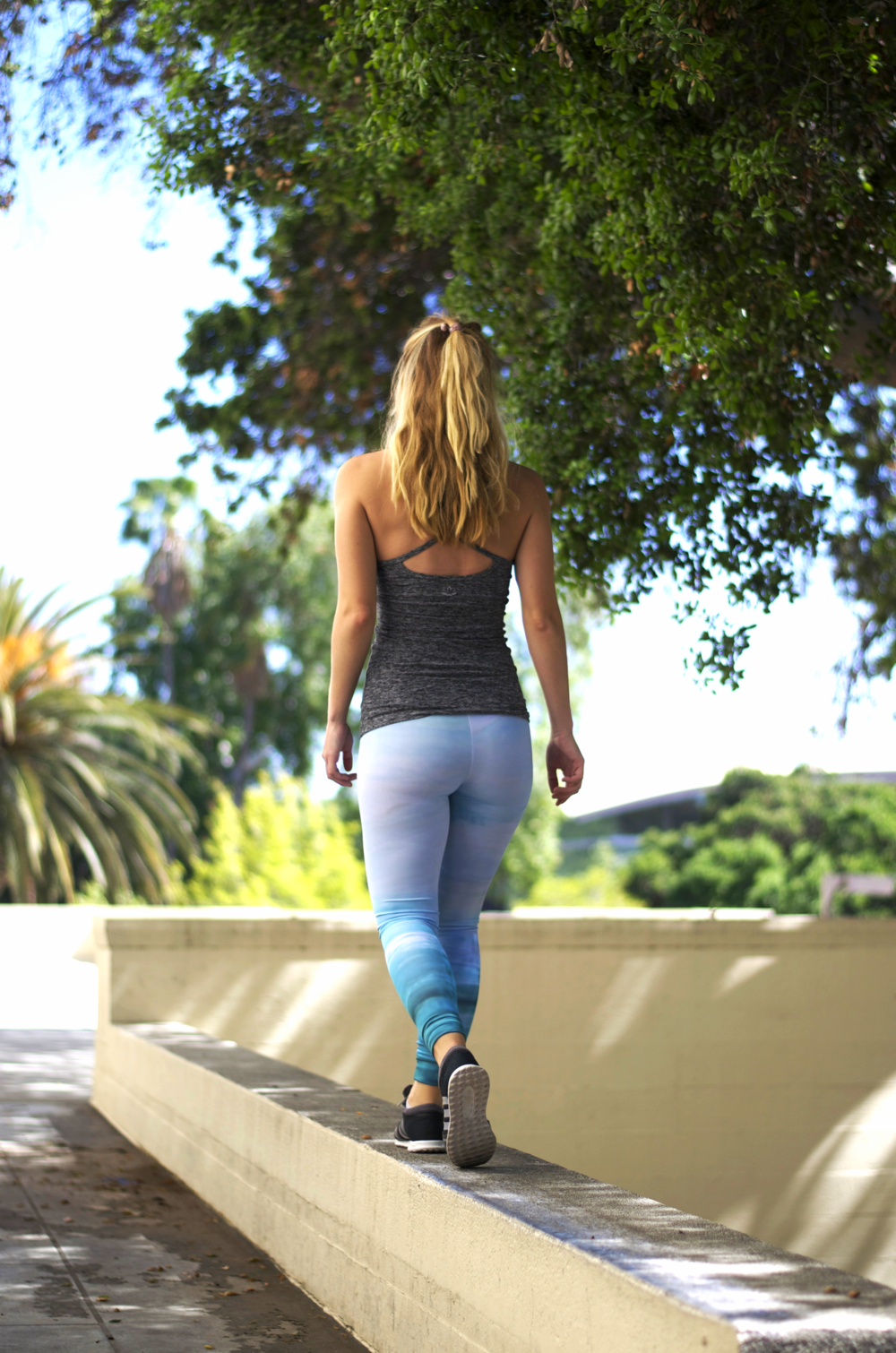 1465bfa2a233 I am so obsessed with these... my new yoga pants featuring my art as the  print are up for purchase on my Society6 website! Here are some photos  debuting the ...