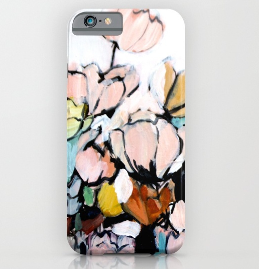"""Faces II"" iPhone Case"