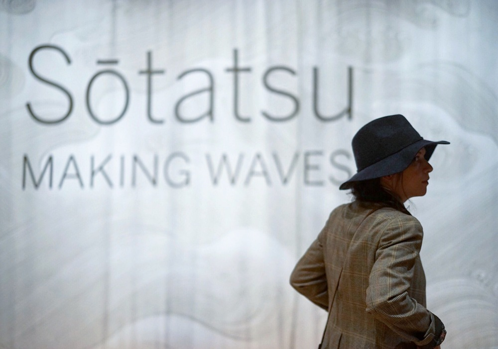 Sotatsu, Making Waves