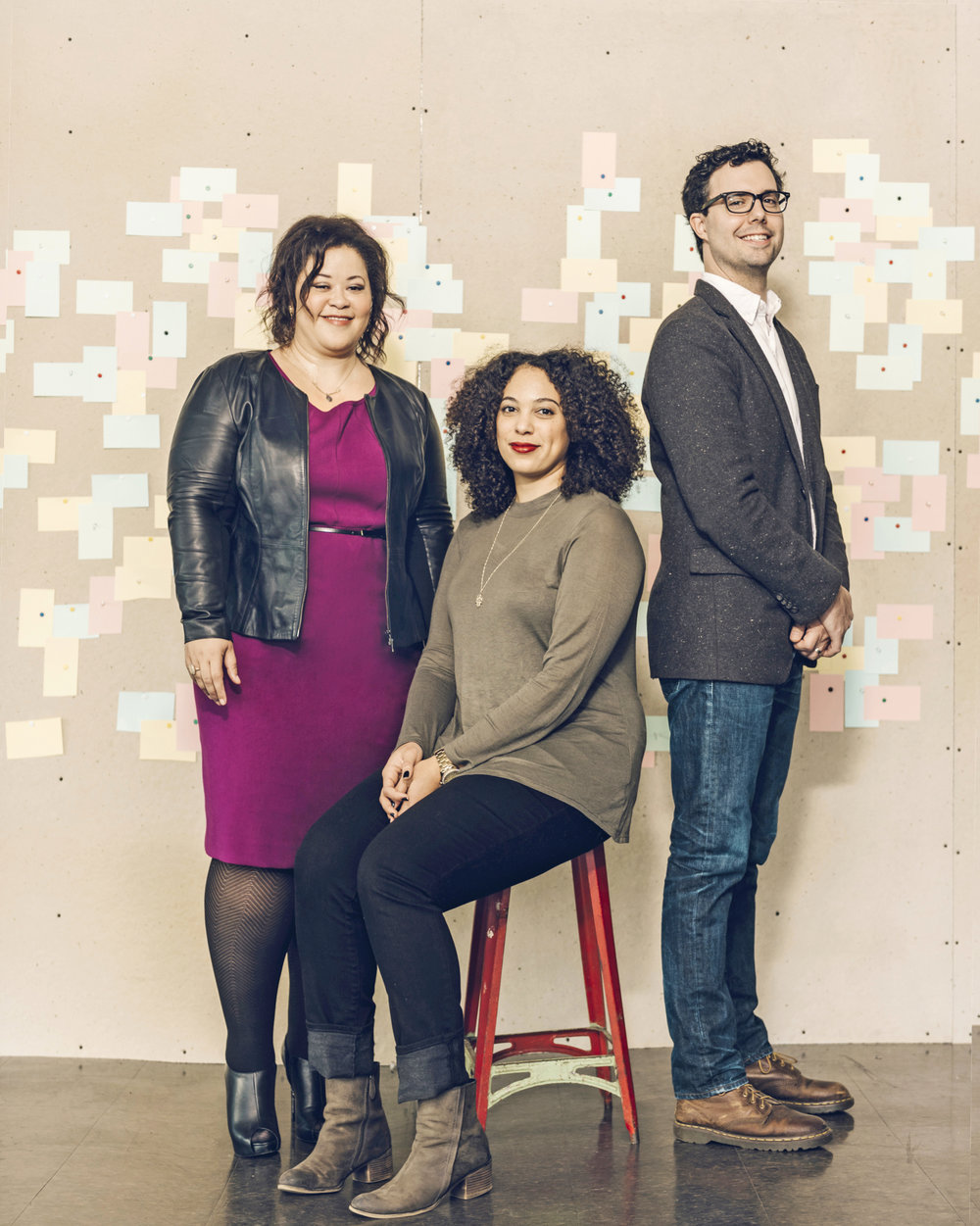 D E S T I N A T I O N  D C     Robin McClain, Cara Hedgepeth , and  Andrew O'Connor  Washington, DC Marketers & Storytellers    Washington, DC is much more than the nation's capital. We're on a mission to tell visitors (and remind locals) that this city has everything, from food and culture adventures, pop-up shops to Michelin-rated dining and exciting neighborhoods. We highlight amazing DC experiences for our audiences via the  #MyDCcool hashtag .   What inspires your team, re: DC creative community?    There's always something creative going on in DC, so we try to share as much as we can with event-seekers on washington.org.   On the 2017 to-do list?    We have a big opportunity to welcome the most important international trade show in America called IPW. Through hosting IPW, our goal is to welcome increased visitors (international and domestic) to experience what so many locals already know, that DC is its own vibrant, unique community worth exploring. Our stretch goal: To get every visitor riding the Metro to stand on the right side of the escalator.   www.Washington.org  IG  @VisitWashingtonDC  | Tw  @WashingtonDC  |  FB.com/WashingtonDC