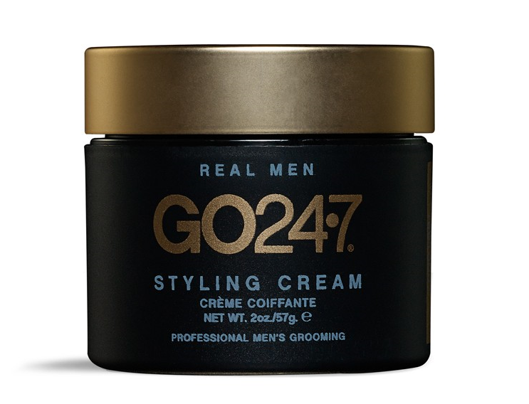 4. GO247 Styling Cream: Light, natural hold that is perfect for not trying too hard but still looking good.