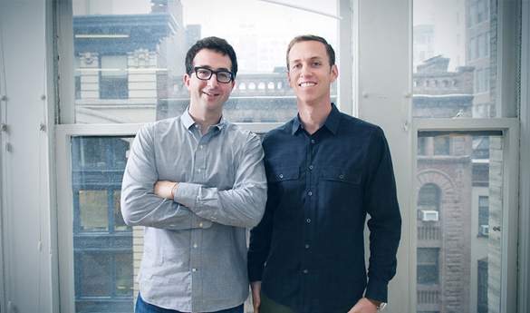 Harry's Co-Founders – Jeff Raider & Andy Katz Mayfield